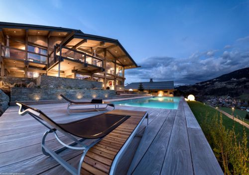 Luxury Chalet Courchevel