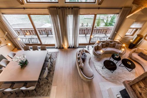 Luxury chalet for sale