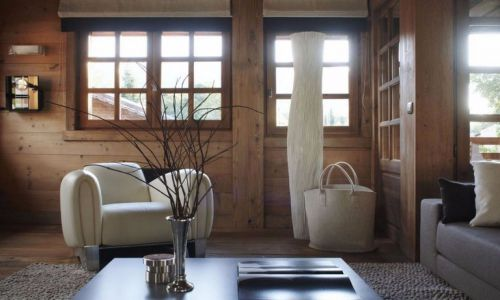 Location chalet Courchevel