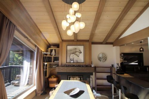 Your luxury chalet in Courchevel in a click